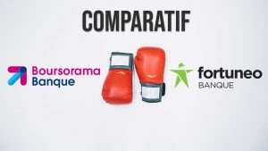 comparatif boursorama fortuneo